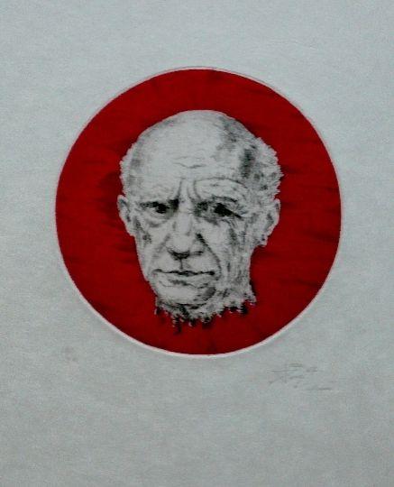 Litografia Ponç - Picasso