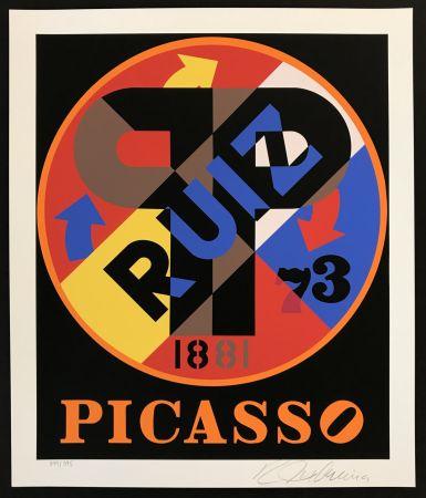 Serigrafia Indiana - Picasso