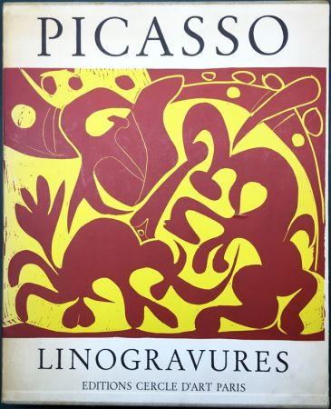 Libro Illustrato Picasso - Picasso Linogravures. (Picasso Linocuts)