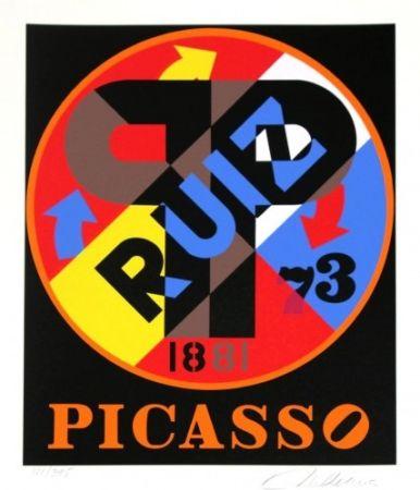 Multiplo Indiana - Picasso Ruiz