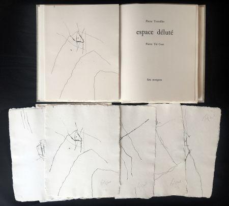 Libro Illustrato Tal Coat - Pierre Torreilles : ESPACE DÉLUTÉ