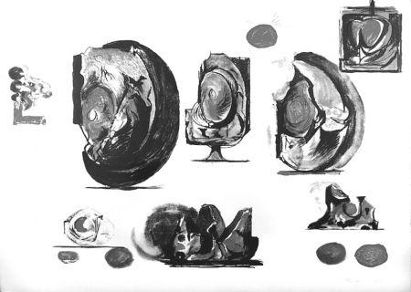 Litografia Sutherland - Planches d'études