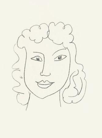 Litografia Matisse - Poésies antillaises