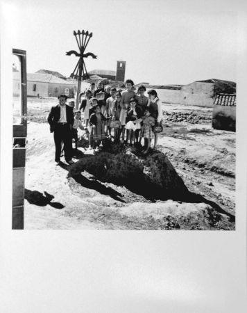 Fotografie Català-Roca - Poble de la província de Conca, 1954