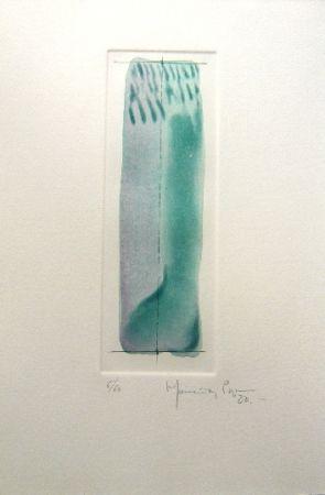 Incisione Hernandez Pijuan - Polychrome 3