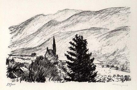 Litografia Marquet - Pons (Charente)