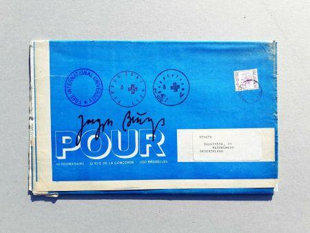 Serigrafia Beuys - POOR