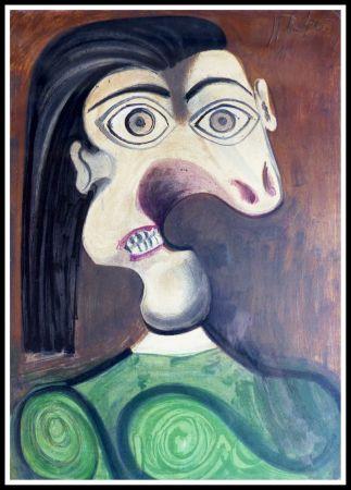Litografia Picasso - PORTRAIT DORA MAAR