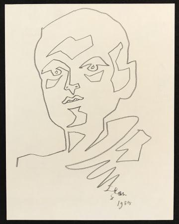 Non Tecnico Cocteau - Portrait of a Man