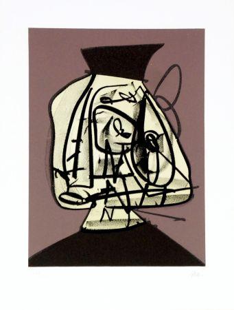 Non Tecnico Saura - Portrait XII