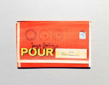 Serigrafia Beuys - POUR