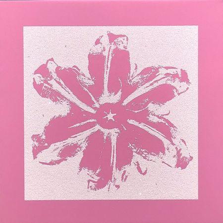 Serigrafia Robierb - Power Flower (Pink)