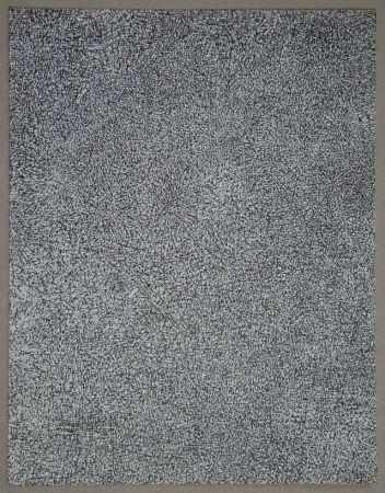 Serigrafia Dubuffet - Prairie de Barbe, 1960