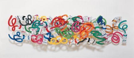 Litografia Gerstein - Primary colours
