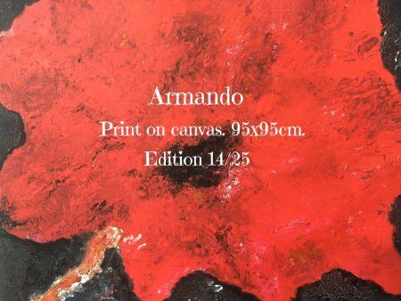 Non Tecnico Armando - Print on cavas