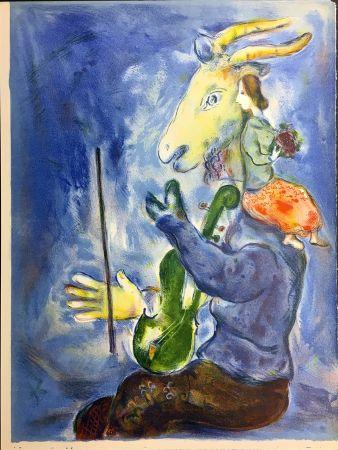 Litografia Chagall - PRINTEMPS (1938)