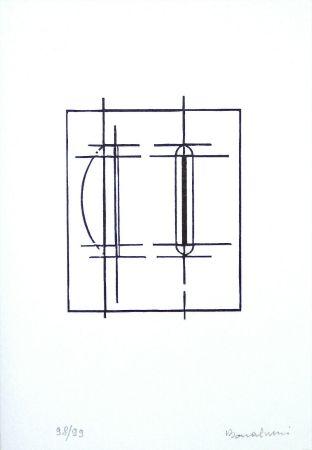 Linoincisione Bonalumi - Progetto