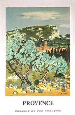 Offset Brayer - Provence