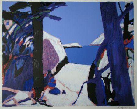 Litografia Godard - Provence