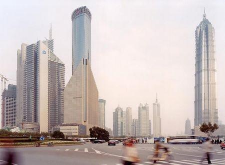 Maniera Nera Zielske - Pudong VII, Shanghai