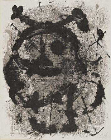 Litografia Miró - Quelques fleurs pour des amis