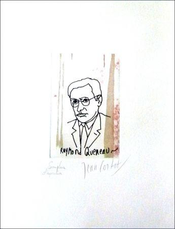 Acquaforte Cortot - Raymond Queneau