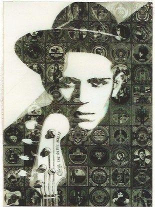 Serigrafia Fairey - Rebel Waltz