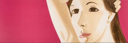 Serigrafia Katz - Red Dancer 1