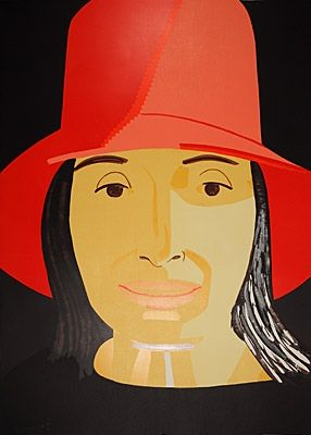 Incisione Su Legno Katz - Red Hat Ada