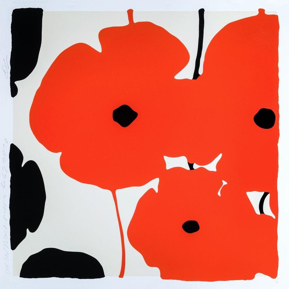 Serigrafia Sultan - Red Poppies