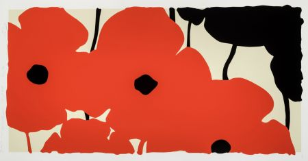 Serigrafia Sultan - Red Poppies