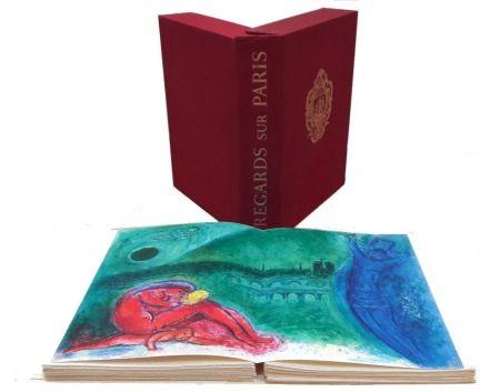 Libro Illustrato Chagall - Regard sur Paris