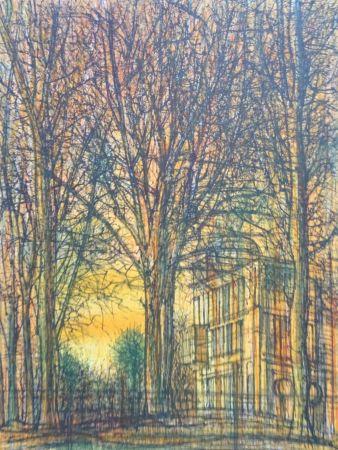 Litografia Carzou - Regards sur Paris 2