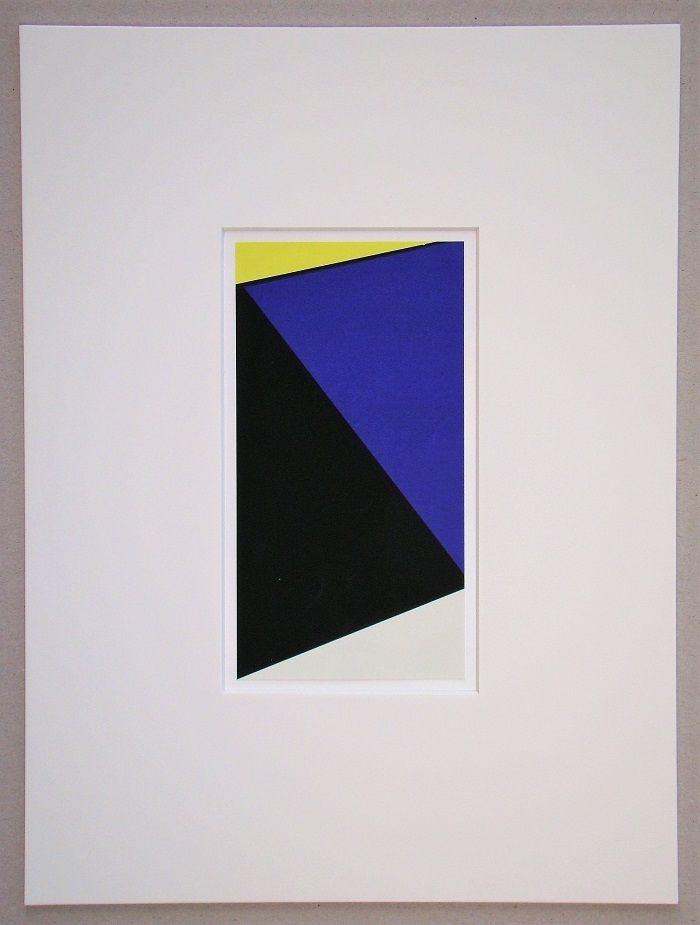 Serigrafia Baertling - Rimi - 1961