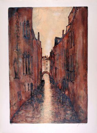 Litografia Gantner - Rio à Venise