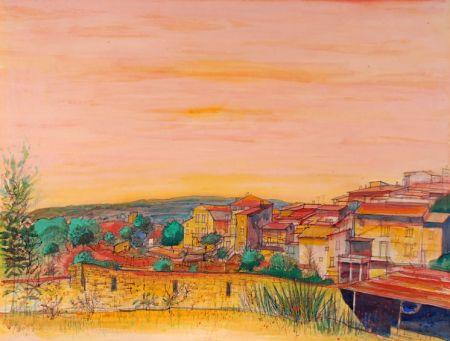 Non Tecnico Carzou - Roussillon