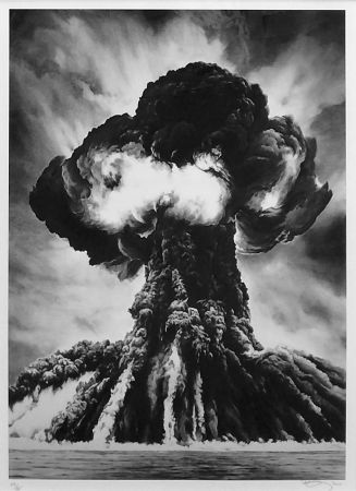 Fotografie Longo - RUSSIAN BOMB (SEMIPALATINSK)