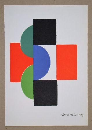 Serigrafia Delaunay - Rythme couleurs