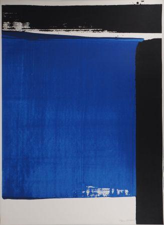 Serigrafia Soulages - Sérigraphie n°16