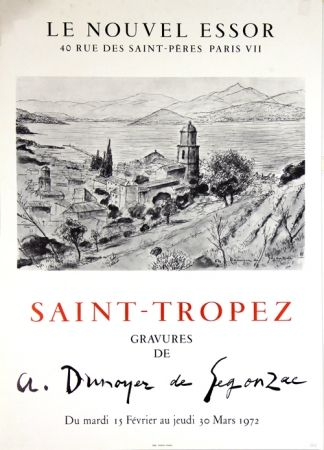 Offset De Segonzac - Saint Tropez