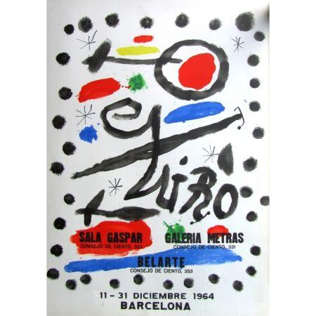 Manifesti Miró - Sala Gaspar - Metras - Belarte