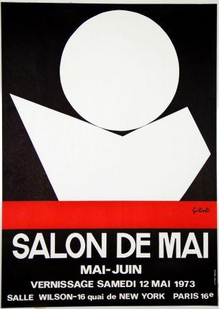 Litografia Gilioli - Salon de Mai