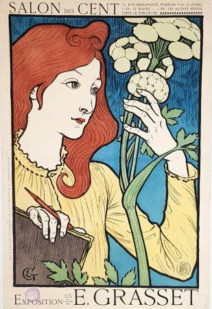 Litografia Grasset - Salon Des Cents
