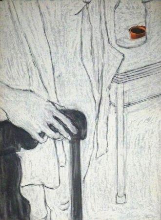 Litografia Segal - Sans titre
