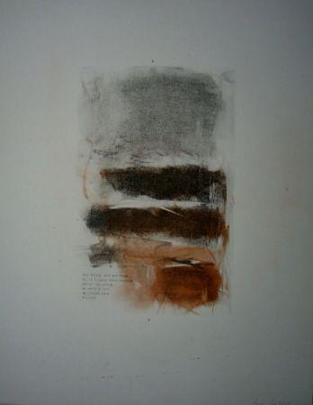 Litografia Mitchell - Sans titre