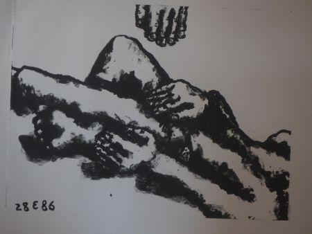 Litografia Blais - Sans titre