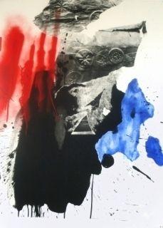 Litografia Clavé - Sans Titre