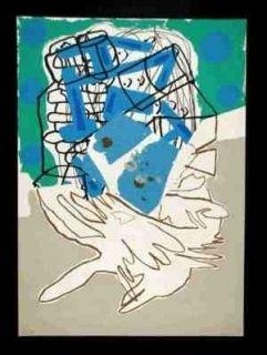 Serigrafia Gordillo - Sans titre