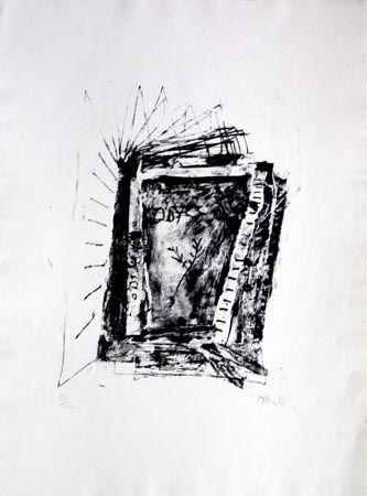 Litografia Barcelo - Sans titre