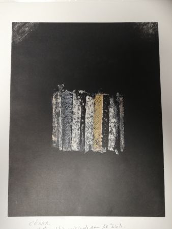 Litografia Cesar - Sans titre